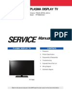Samsung FP T5884 Service Manual Lores