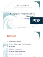 Cours-langage c
