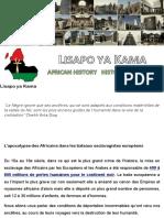 L'Apocalypse Des Africains Dans Les Bateaux Esclavagistes Européens