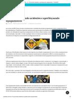 NR – 12 – Prevenindo acidentes e aperfeiçoando equipamentos - Portal R2S