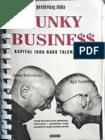 Fanki Biznis - Funky Business - Cijela Knjiga