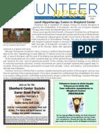 Shepherd Center January 2011 Newsletter