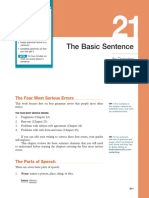 The_basic_sentence_An_overview