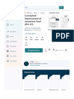 Conceptual Improvement of Isomerism Final DPP-372 | Conformational Isomerism | Chemical Substances | Free 30-day Trial | Scribd
