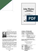 JOHN WESLEY Semana do Metodismo
