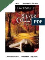 """Gill Mcknight """"Collar de Plata"""" Silver Collar"""