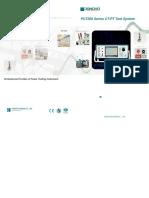 PONOVO PCT200 TEST SYSTEM