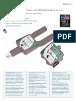 SensorLink - Radio Ampstik Datasheet v01