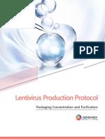 Lentivirus Production Protocol
