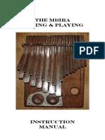 Mbira Manual