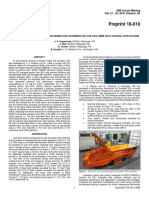 EXAMINATION OF A NEWLY DEVELOPED MOBILE DRY SCRUBBER (DS) FOR COAL MINE DUST CONTROL APPLICATIONS