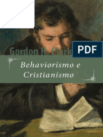 Behaviorismo e cristianismo - Gordon H. Clark