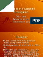 PeKA  pressure  law