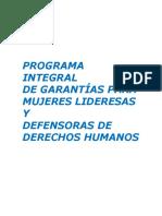 Programa Integral de Proteccion para Lideresas y Defensoras.pdf