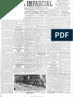Diario El Imparcial, octubre 1927