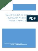Guía de Presión Arterial Pediatría