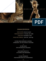 Digital Booklet - The Emancipation of Mimi