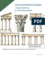 Architecture of London Preparatory Materials