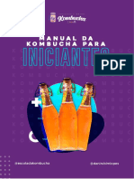 Escola da Kombucha - Manual da Kombucha para Iniciantes 2.0