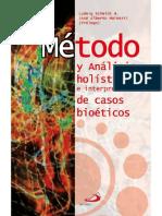 Método de análisis holístico e interpretación de casos bioéticos