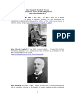 Baker Campbell Hausdorf theorem
