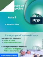 Aula_09 ADMINISTRAÇÃO DE NOVOS NEGÓCIOS