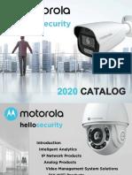 Motorola Security Brochure 2020