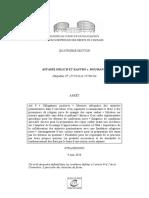 AFFAIRE ERLICH ET KASTRO c. ROUMANIE.pdf
