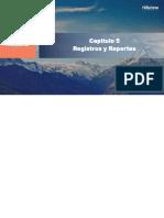 capitulo 5 registro y reportes - hillstone -bds