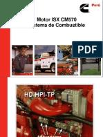 MOTOR ISX - FORMATO CUMMINS (COMBUSTIBLE) - 5
