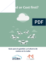cloud or cost first