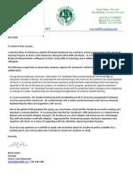 letter of rec - dusty