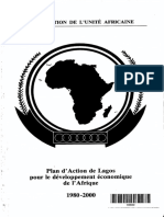 Plan d'Action de Lagos