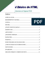 Manual Básico de HTML 1