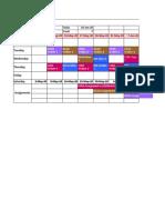 Schedule_Sem-1