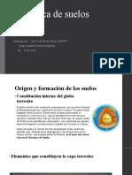 UNIDAD1_ORIGEN Y FORMACION DE LOS SUELOS