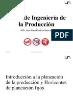 Producción 13