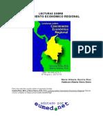 lecturas sobre crecimiento económico regional