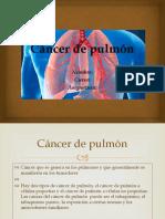 Cáncer de pulmón (plantilla)