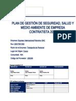 20181230 Plan de Gestion SSOMA TDP Palomino 2020 OK 03 ABR