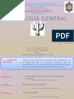 PSICOLOGIA GENERAL PROGRAMA