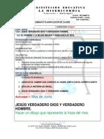 MES DE JUNIO-RELIGION- 2 PERIODO-GRADO 6°