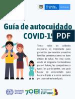 Guía de autocuidado FORMANDONOS 2020