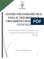 Informe  Tecnologico Mecanica.pdf