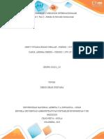 Fase 3. Terminos de Negociación y Costos de Exportación -Trabajo Colaborativo