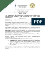 ordinance munity service ordinance as alternative penalty