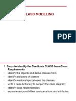 CLASS MODELING noun phrase approach