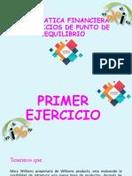 MATEMATICA FINANCIERA. yoli