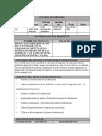 PLANTILLA DOCUMENTACION DE REQUISITOS