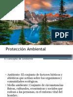 Protección Ambiental 1